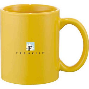 1 Day Service Ceramic Coffee Mugs, Custom Designed With Your Logo!