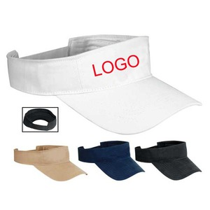 1 Day Service Heavyweight Visors, Custom Imprinted With Your Logo!