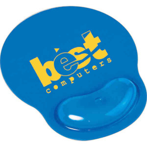 1 Day Service Leatherette Mouse Pads, Custom Decorated With Your Logo!