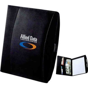Custom Printed 1 Day Service Portfolios with Full Length Pockets