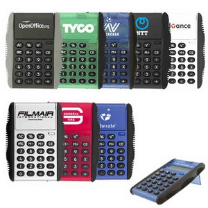 Custom Printed 1 Day Service Slim Pocket Calculators