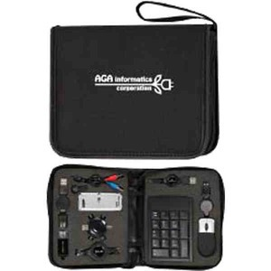 1 Day Service USB Mouse and Numeric Keypad Gift Sets, Personalized With Your Logo!