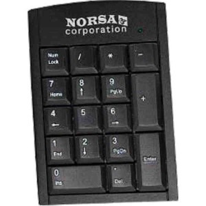 1 Day Service USB Numerical Keypads, Custom Made With Your Logo!