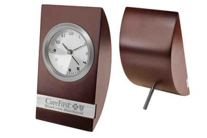 Custom Printed 1 Day Service Wood Analog Clocks