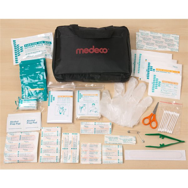 Custom Printed Canadian Manufactured 133 Piece All Purpose First Aid Kits