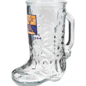 16oz. Boot Shaped Mugs, Customized With Your Logo!