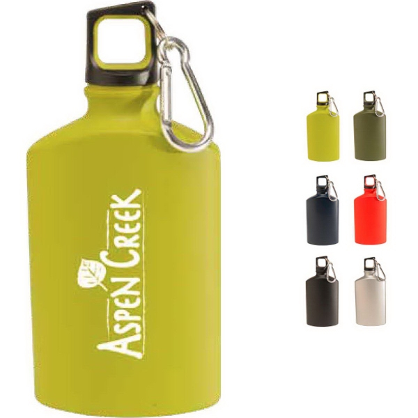 Aluminum Canteen Bottles, Custom Imprinted With Your Logo!