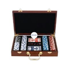 200 Chip Collectable Poker Sets, Custom Printed With Your Logo!