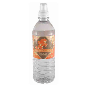 20oz. Water Bottles, Customized With Your Logo!