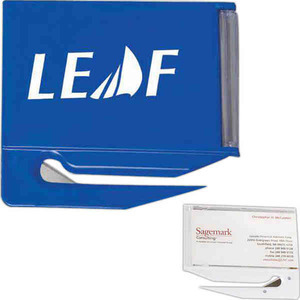 3 Day Service 2-in-1 Letter Openers with Mirrors, Custom Made With Your Logo!