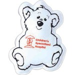 Custom Decorated 3 Day Service Bear Shaped Cold Packs
