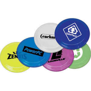Custom Printed 3 Day Service Frisbees