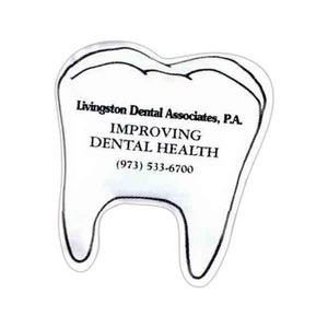 Custom Printed 3 Day Service Tooth Shaped Cold Packs