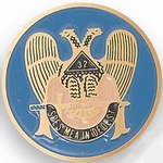 Custom Engraved 32 Degree Masonic Emblems and Seals