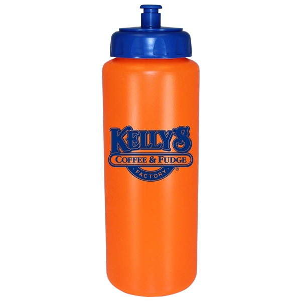3 Day Service Pink 24oz. Bike Sports Bottles, Personalized With Your Logo!