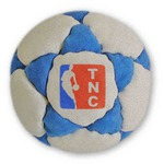 Personalized 32 Panel Hacky Sacks