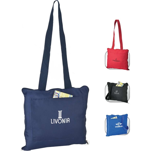 Custom Printed 4-in-1 Totes