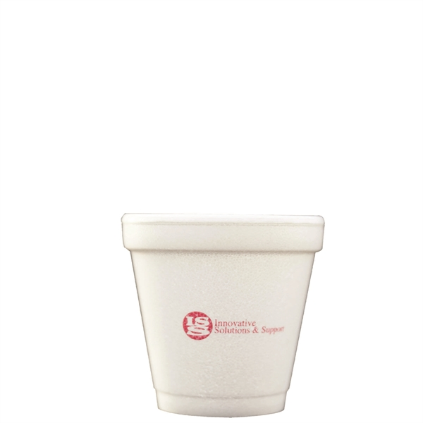 Custom Printed Disposable Hot and Cold Foam Cups