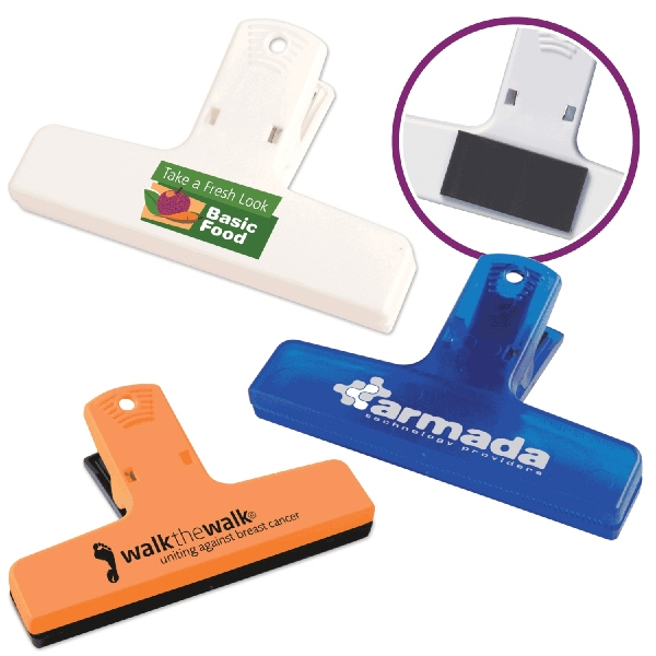 Cubicle Clips For Under A Dollar, Custom Imprinted With Your Logo!