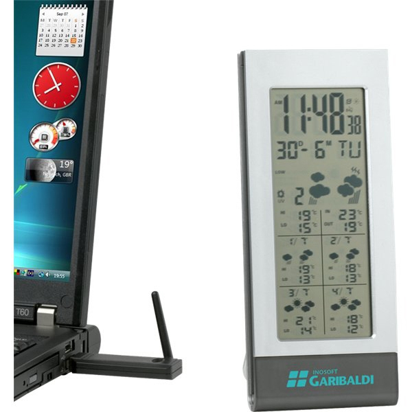 Custom Printed Canadian Manufactured 5 Day Wifi Weather Stations