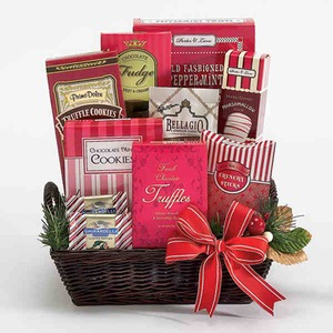 Custom Printed Gift Baskets