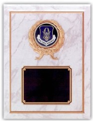 Custom Engraved Air Force Reserve Plaques