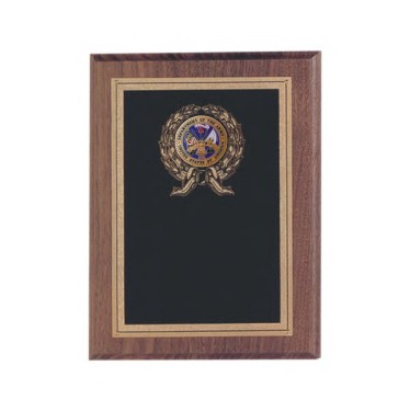 Custom Engraved Department of the Army Plaques
