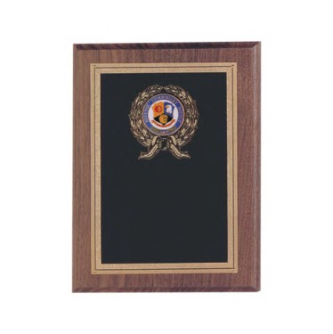 Custom Engraved Defense Commissary Agency Plaques