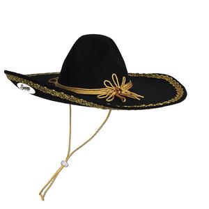 e01081068b1 Custom Imprinted Sombrero Hats