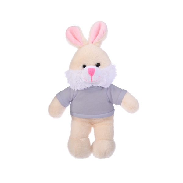 Stuffed Bunny Rabbits, Personalized With Your Logo!