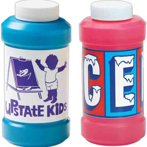8oz. Bubble Toys, Custom Imprinted With Your Logo!