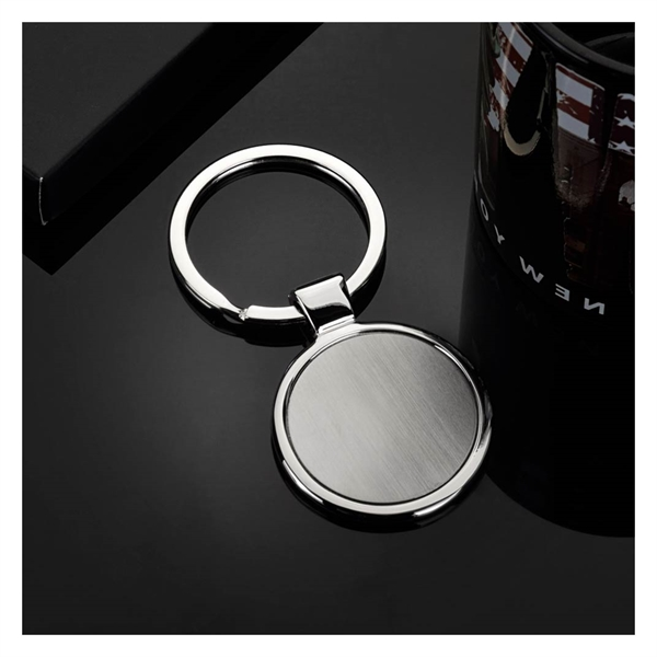 1 Day Service Round Soft Keytags, Custom Designed With Your Logo!