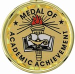 Custom Imprinted Academic Theme Emblems and Seals