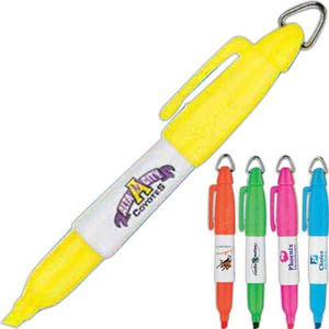 Accent Pens, Custom Imprinted With Your Logo!