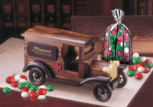 Custom Printed Ambulance Vehicle Themed Food Gifts
