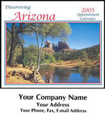 Arizona Wall Calendars, Custom Imprinted With Your Logo!