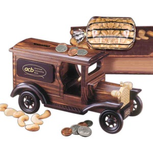 Armored Car Vehicle Themed Food Gifts, Customized With Your Logo!