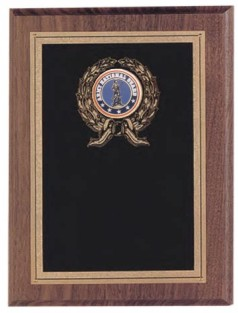 Custom Imprinted Army National Guard Plaques
