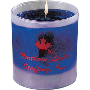 Aromatherapy Candles, Custom Imprinted With Your Logo!