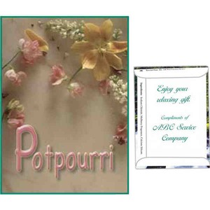 Aromatherapy Potpourris, Custom Decorated With Your Logo!