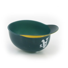 Custom Printed Oakland Athletics Team MLB Baseball Cap Sundae Dishes