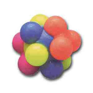 Custom Printed Atomic Molecular Balls Stress Relievers
