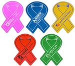 Custom Printed Breast Cancer Awareness Ribbon Jar Openers