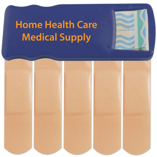 American Made Primary Care Bandage Dispensers, Customized With Your Logo!
