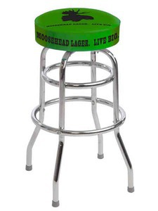Bar Stools Custom Imprinted With Your Logo
