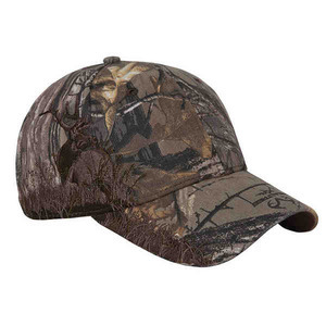 Custom Printed Baseball Cap Stock Design Elk