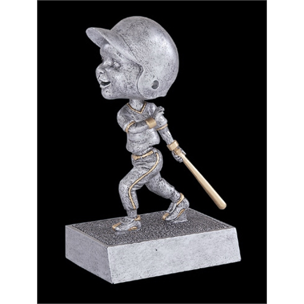 Custom Printed Baseball Player Bobbleheads