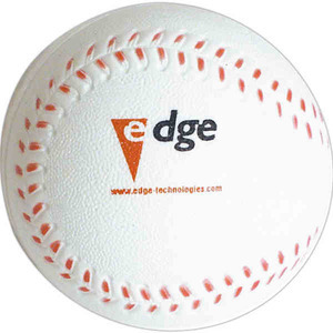 Baseball Stress Relievers, Custom Imprinted With Your Logo!