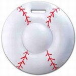 Custom Imprinted Inflatable Baseball Cushions