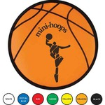 Custom Printed Basketball Sport Theme Folding Flyers